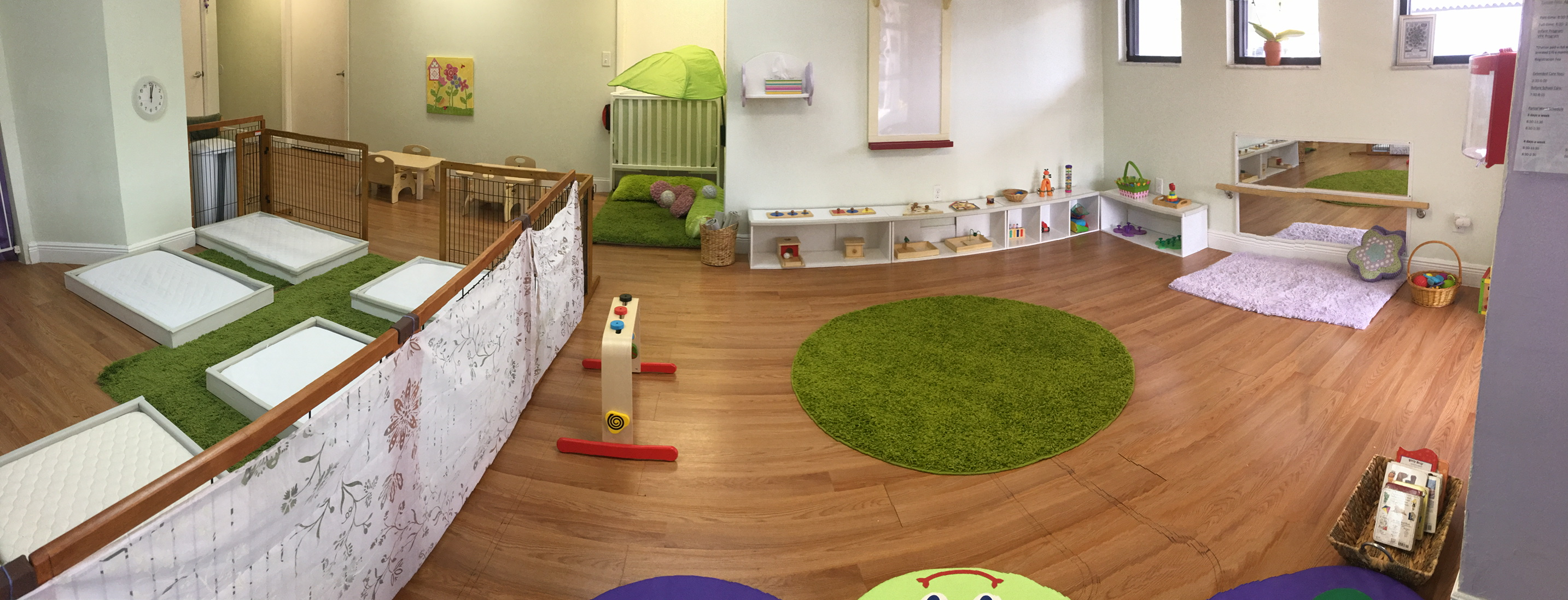 Montessori Infant Room The Montessori Garden